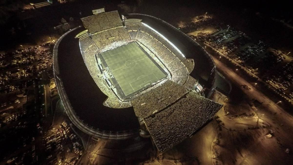 Moconsa ya no administrará el estadio Monumental de Barcelona SC